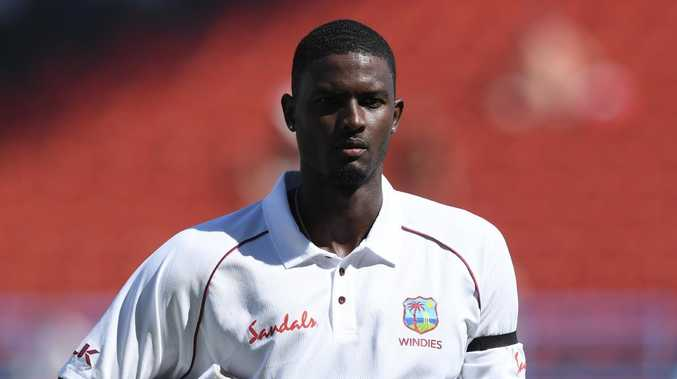 Jason Holder has been hit with a one-Test suspension.