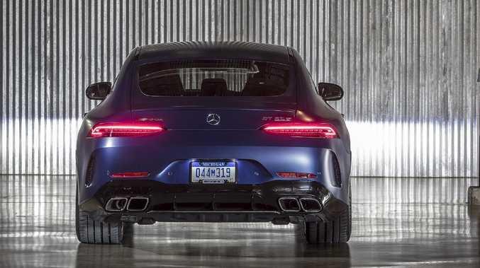 Mercedes-AMG GT 63 S 4-Door.