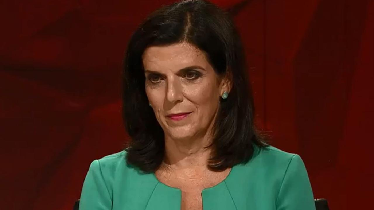"On tonight's Q&A, Julia Banks was asked if and when she would name and shame the ""bullies"" in Parliament House."