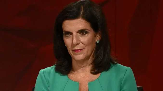 """On tonight's Q&A, Julia Banks was asked if and when she would name and shame the """"bullies"""" in Parliament House."""
