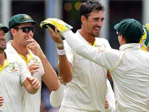 Starc faster than ever in Aussie annihilation