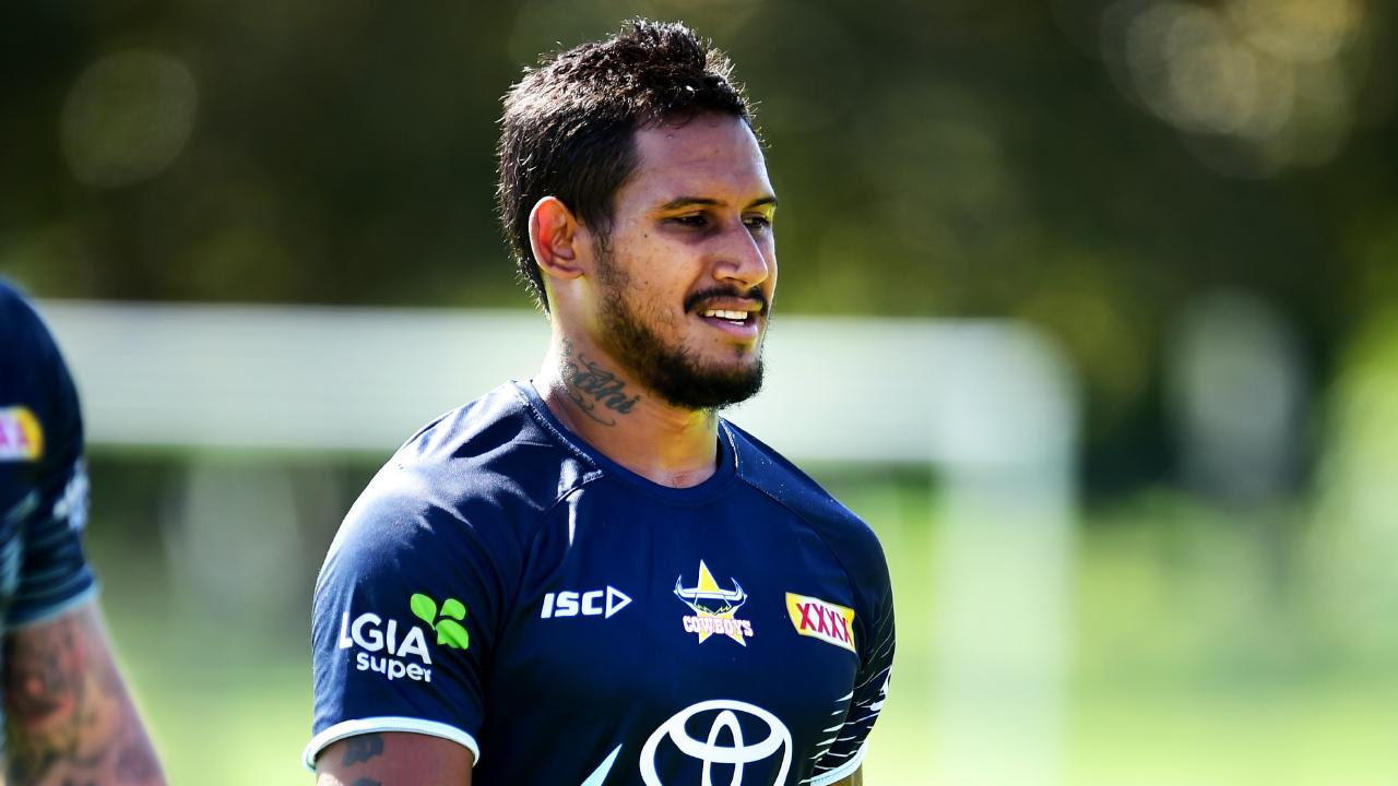 Ben Barba is accused of domestic violence. Picture: Alix Sweeney