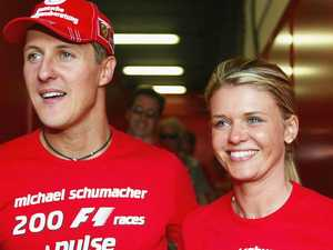 Schumacher's son furious over photos