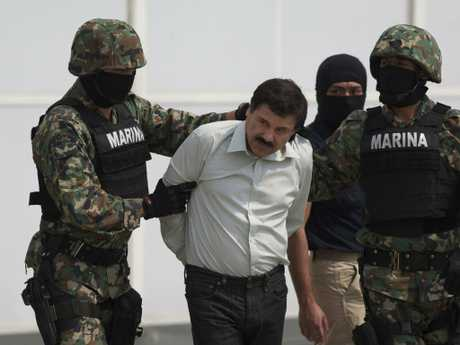 The drug lord has been accused of drugging teenage girls and having sex with them. Picture: AP