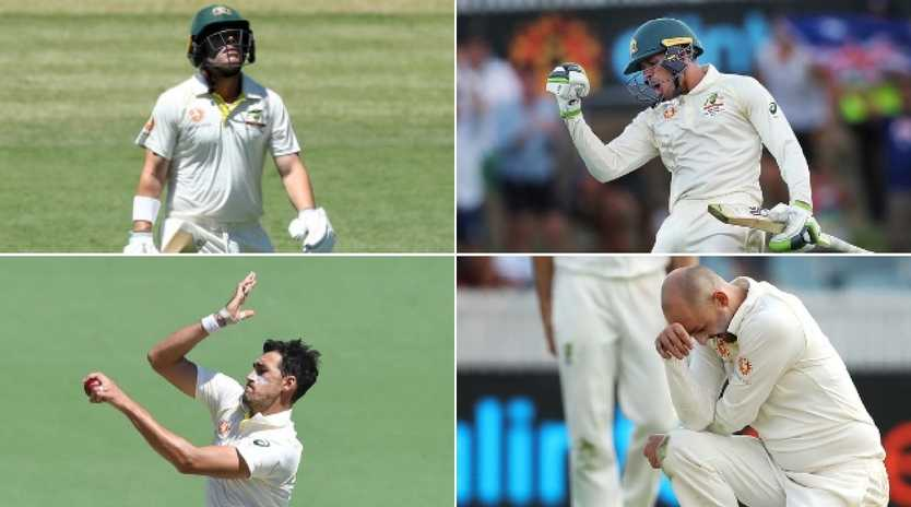 Australian player ratings in series win over Sri Lanka.