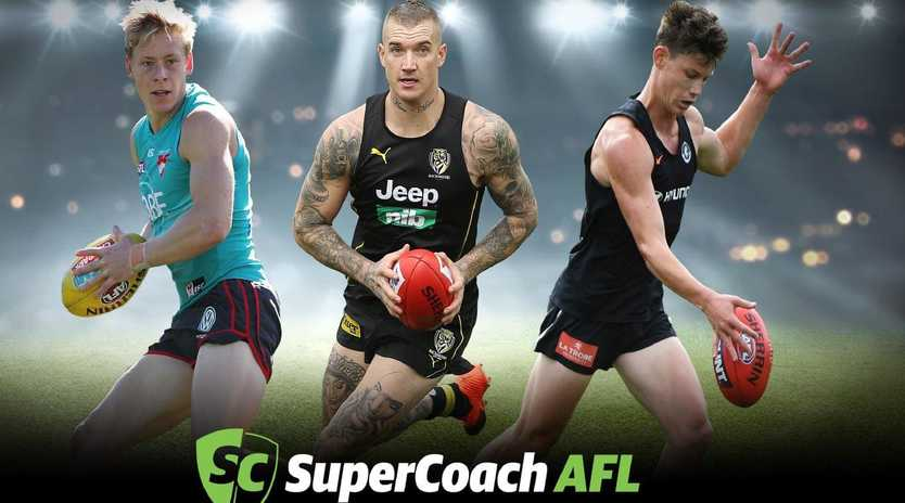 Gilbert Gardiner's top 40 SuperCoach players.