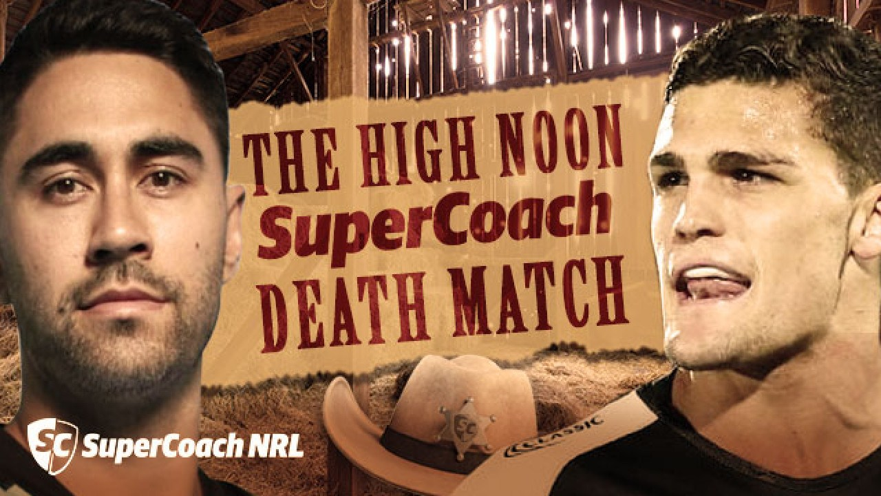 Shaun Johnson v Nathan Cleary.
