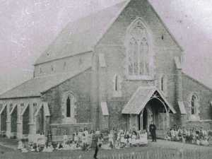 LOOKING BACK: Church offers unique vision of the past