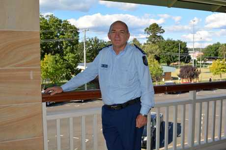 Warwick Patrol Group Inspector Brian Cannon was a former Coast detective.