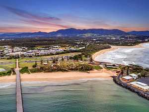 Renewal plans for the Coffs Harbour Jetty Foreshores
