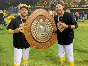 Ipswich duo make ABL history with Bandits