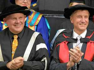 CQUni's changing of the guard