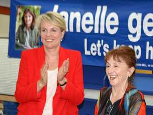 'Terriffic, terrifying': Opposition leader on Janelle Saffin