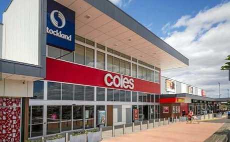 FOR SALE: Stockland Bundaberg is home of the region's biggest supermarket.