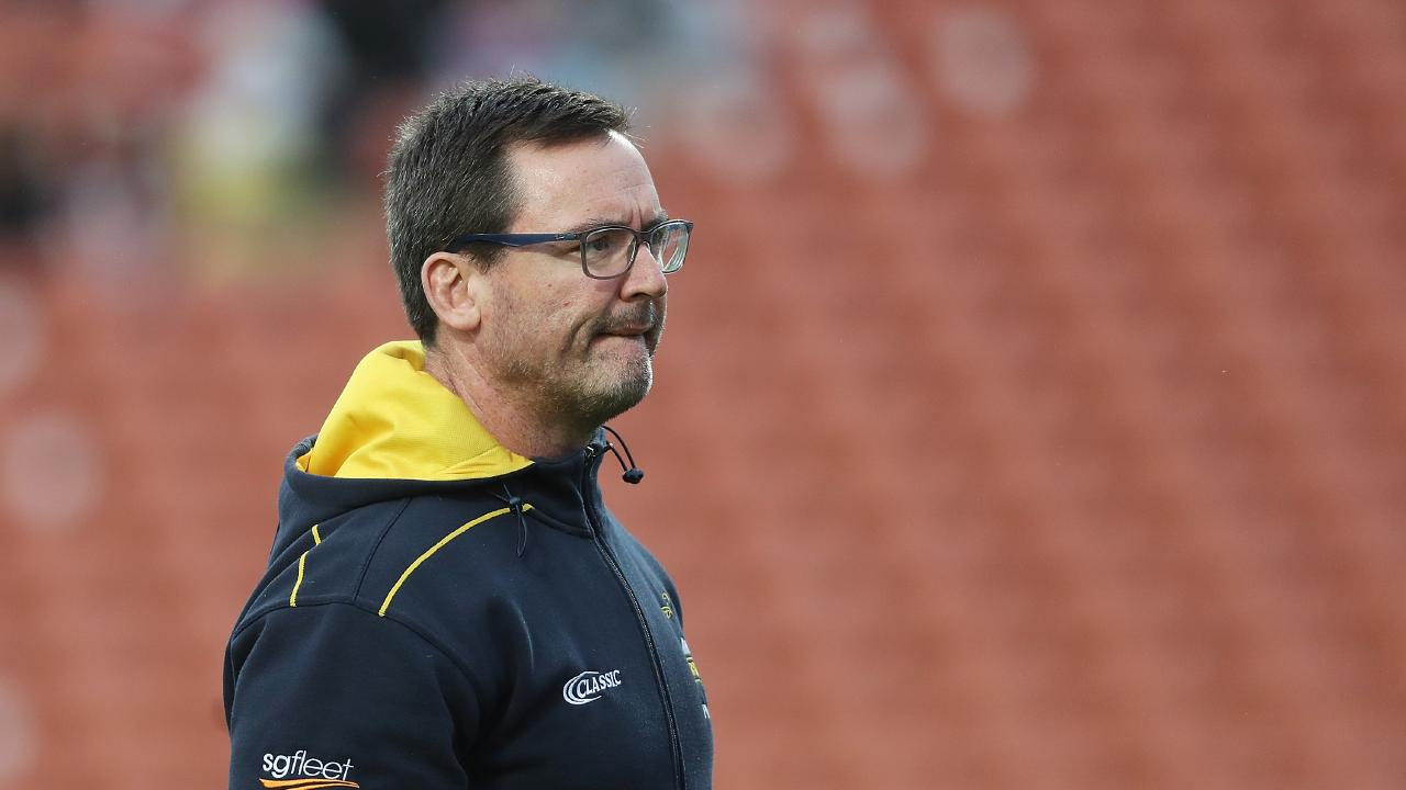 Australian Super Rugby coaches said changing their attack wouldn't work. (Photo by Michael Bradley/Getty Images)