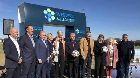 Western Melbourne will play in next season's A-League