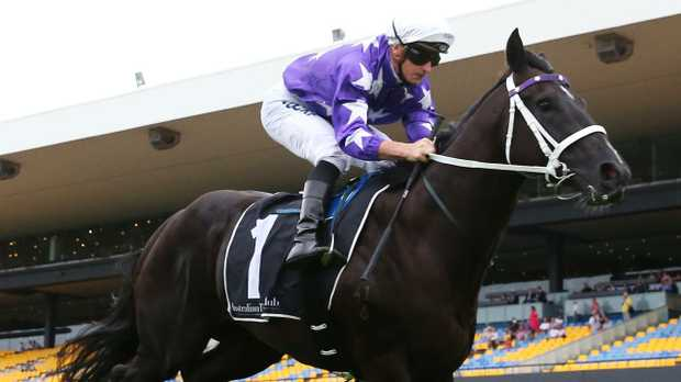 Accession scored an impressive win with James McDonald in the saddle at Rosehill last start. Picture: Getty Images