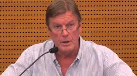Stephen Weller gave evidence at the banking royal commission last May. Picture: Supplied