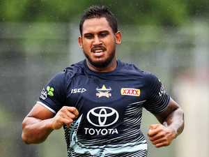 Barba rubbed out of the NRL