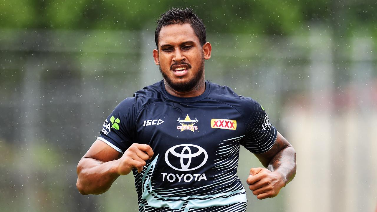 Ben Barba won't play in the NRL again.