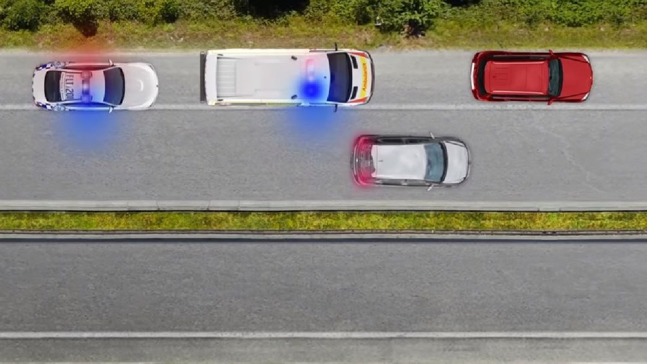 Calls to change controversial road rule. Picture: NSW Police Force