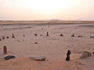 Sahara civilisation's lost secret