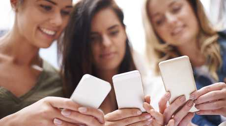 Mobile phones can actually be a great educational tool. Picture: iStock.