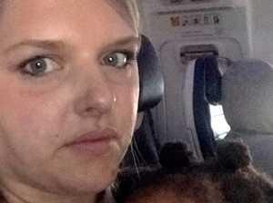Mum's angry note to 'annoyed' passenger