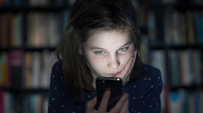 Kids need to be taught how to use digital tech responsibly. Picture: iStock