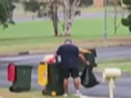 Some bin bandits are earning $2000 a week.