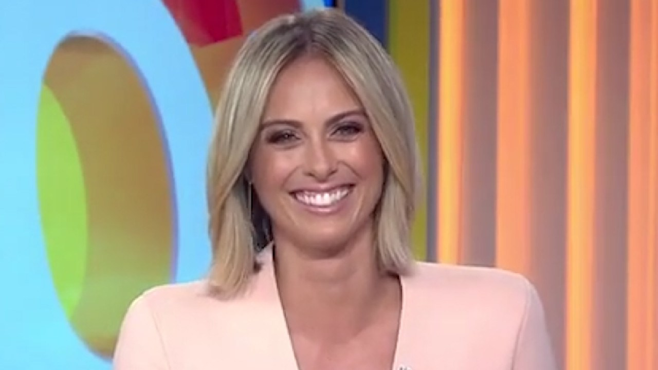 New details have surfaced about Sylvia Jeffreys' future role at Nine. Picture: Nine
