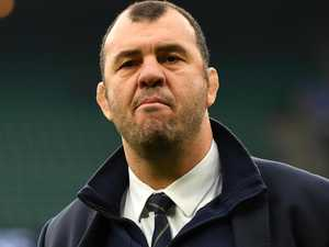 Cheika cops serve from All Blacks rival