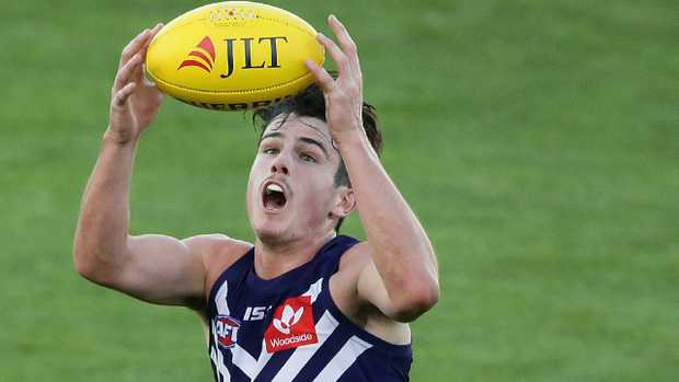 Andrew Brayshaw says he and Andrew Gaff have moved on. Picture: Getty Images