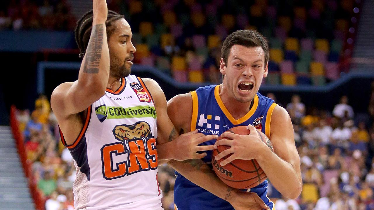 Jason Cadee knows the Bullets have a tough task to reach the NBL finals. (Photo by Jono Searle/Getty Images)