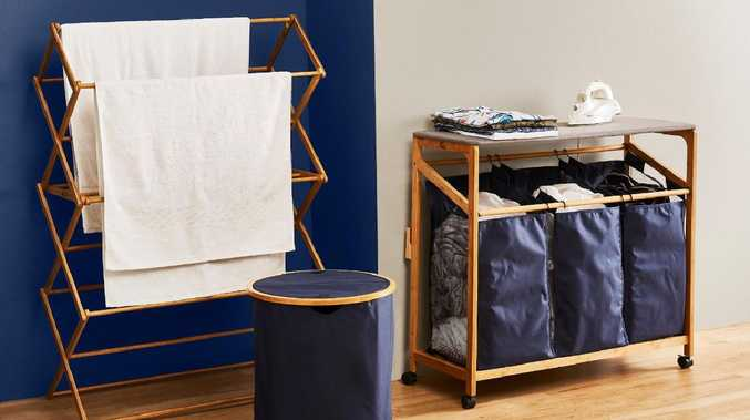 Big W's soon-to-be released laundry trolley has excited fans.