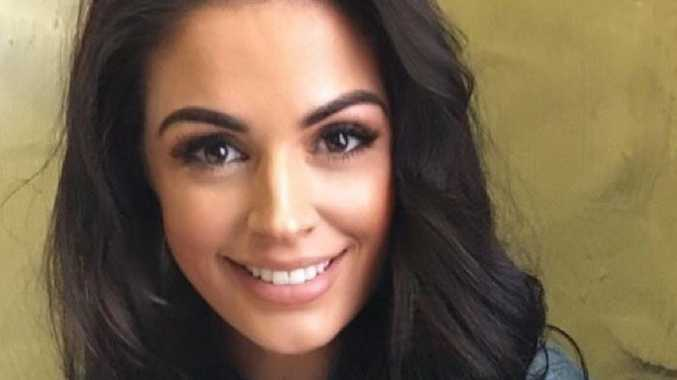 A model and mum of four has died after posting a cryptic message about being called
