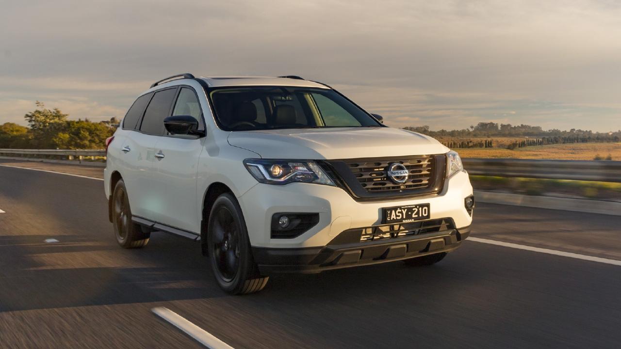 Nissan Pathfinder N-Sport