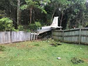 Authorities launch investigations into Palmwoods plane crash