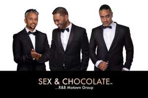 The Multi-Award Winning Sex & Chocolate R&B Motown Group will be LIVE and FREE at the City Golf Club on February 23rd