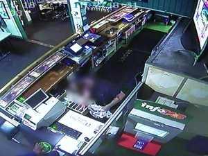 Sunrise Hotel Rosewood Robbery