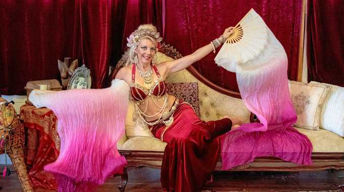 SPICE IT UP: Jana Mitevski from Lismore's own Wild Spice Tribal Belly Dance Company, welcomes you to participate in a six-week course for beginners held from February 20 at WildFox Studios, Lismore.