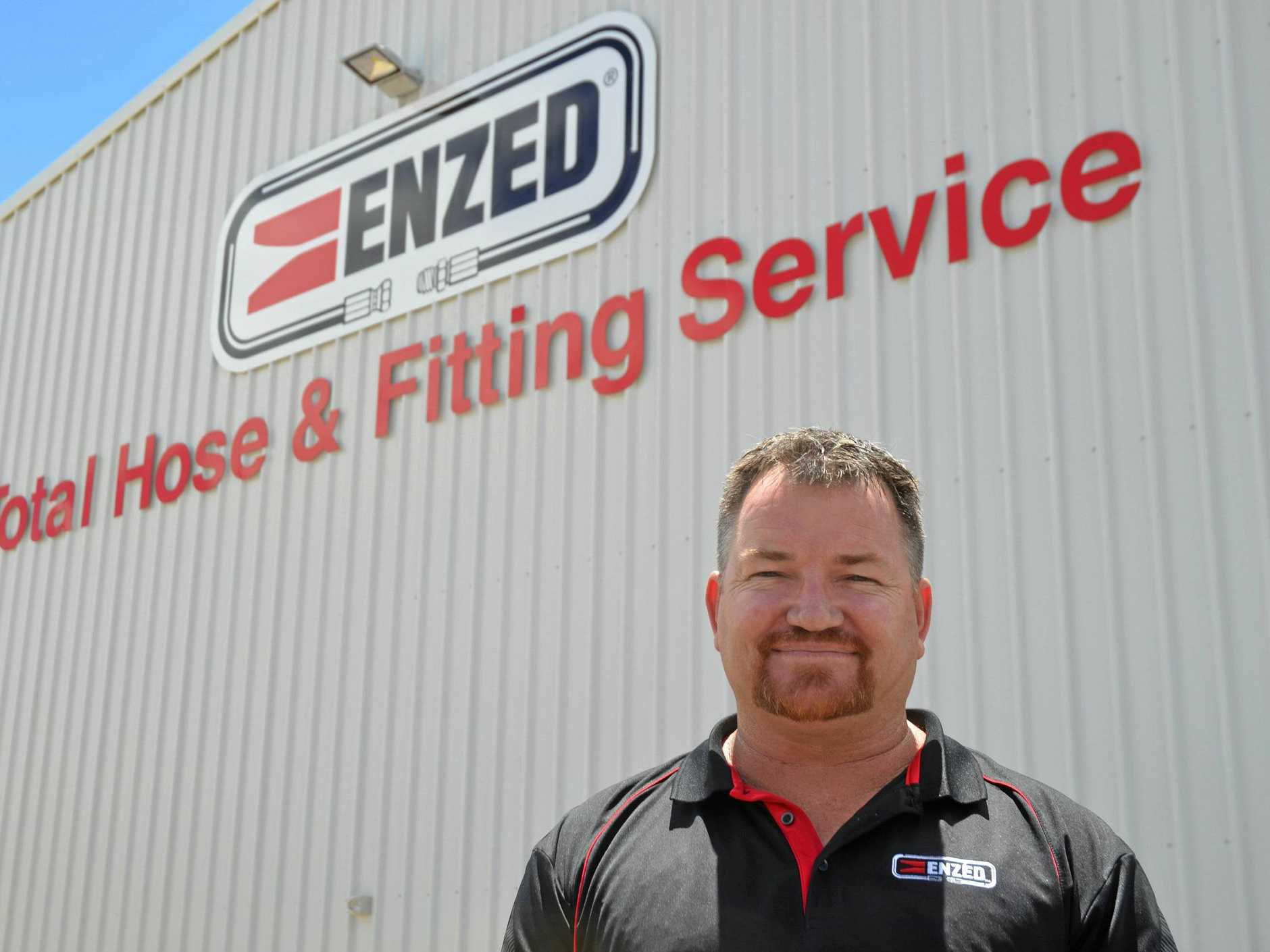 YEAR AHEAD: Shannon McDermott from ENZED Surat Basin is the new president of Chinchilla Community and Commerce Inc.
