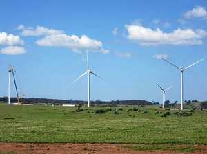Up to 200 jobs in construction of Downs wind and solar farm