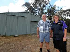 It's a 'steel': old Lions' shed is up for grabs