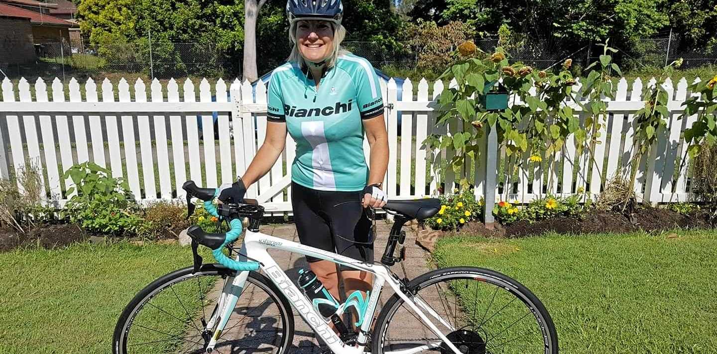GO AUSSIE GO: Australia Day means a dawn ride then settling down in front of the TV to watch the Elite Women's event in the Cadel Evans Great Ocean Road Race.