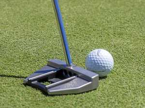 RESULTS: 64 tee off for veterans golf