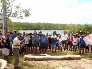 Baffle's a battle zone as fishing debate heats up