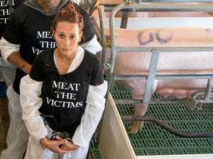 Trespassing vegan warned 'do not impose your philosophy'