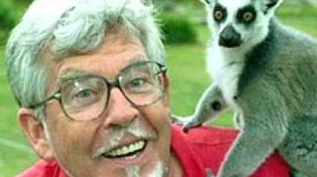 Rolf Harris used to be famous face on both Australian and British TV screens.