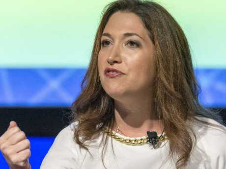 Randi Zuckerberg is the sister of Facebook founder Mark Zuckerberg. Picture: Supplied